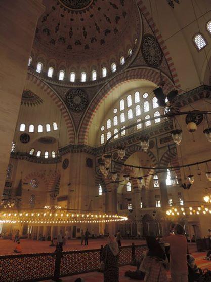 Mesquita Suleymaniye Cami