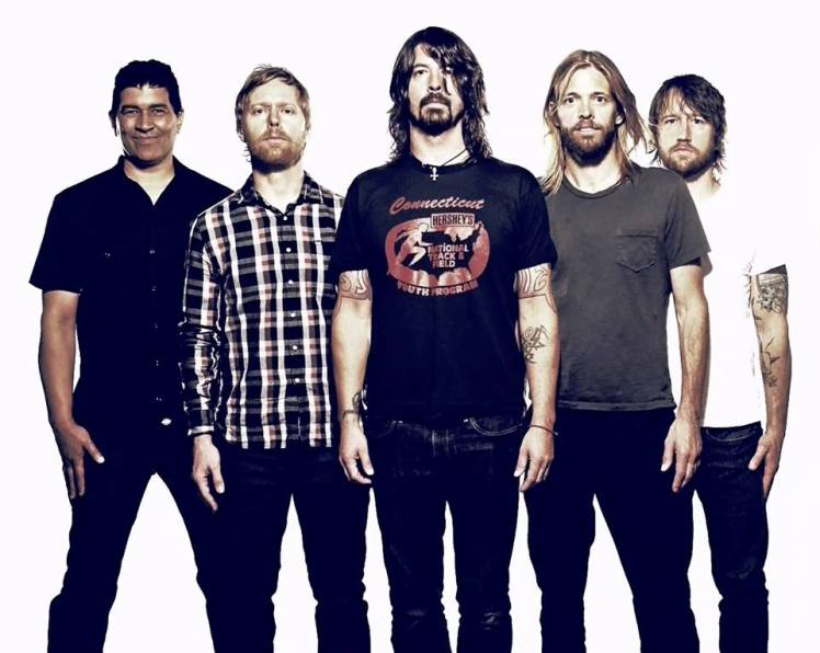 Foo Fighters - Banda