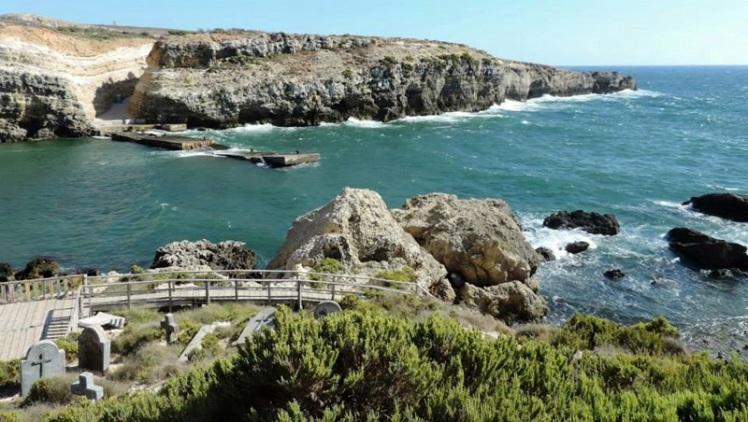 Vila do Popeye - praia