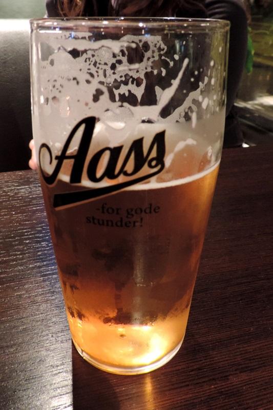 Cerveja Aass - Noruega