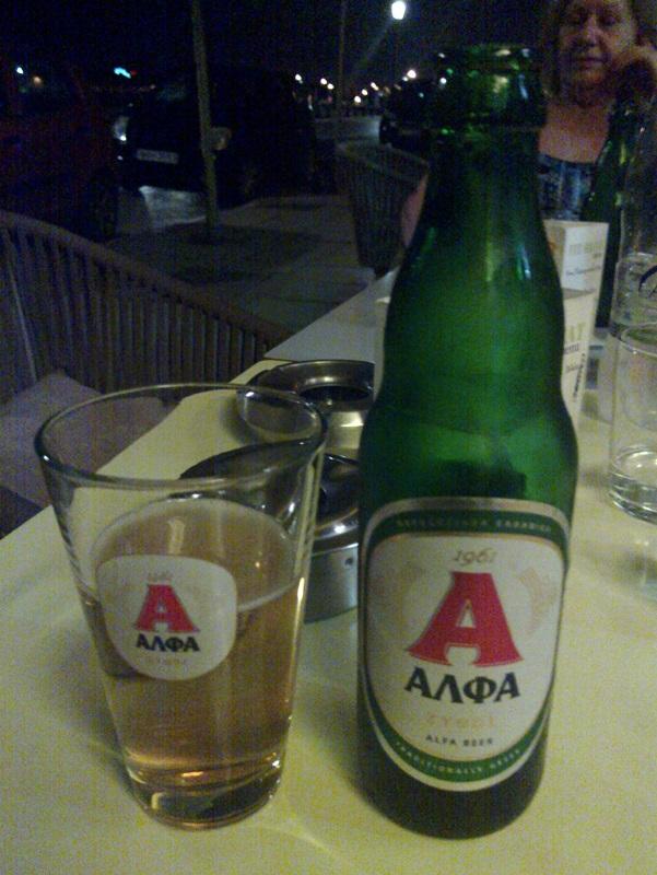 Cerveja Alfa