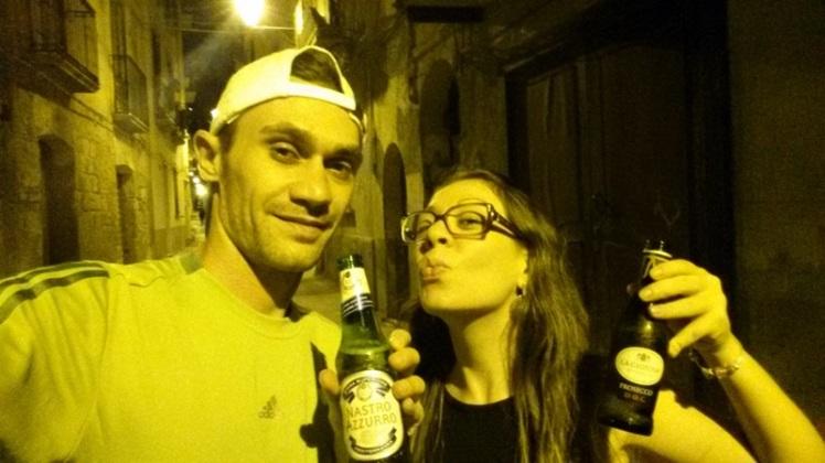 Cerveja Nastro Azzurro