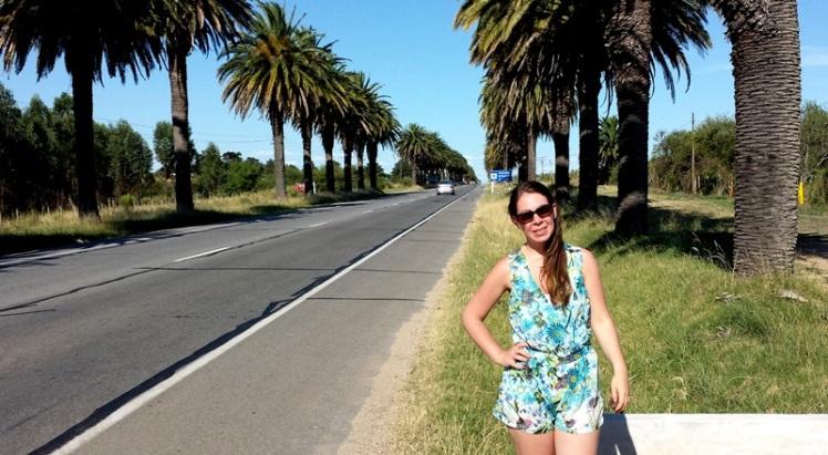 Estrada para Sacramento