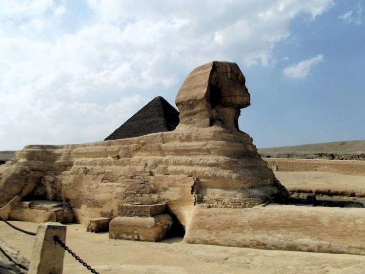 Trip 2013 por conta própria, Egito