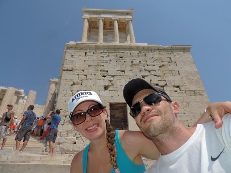 Templo de Atena Nice