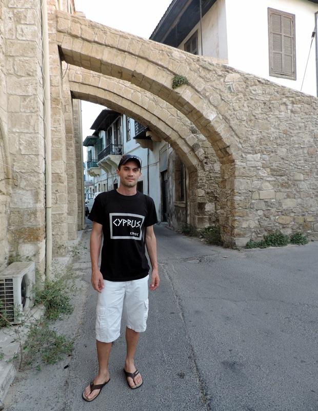 Ruas históricas de Lárnaca