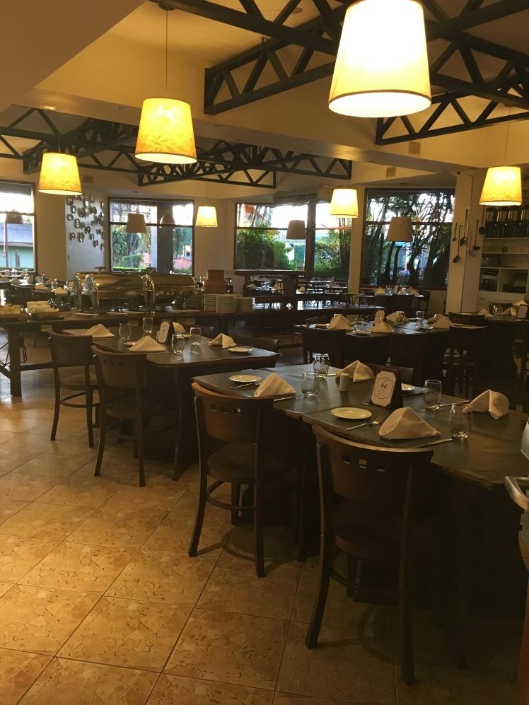 Restaurante Dona Maria - anexo ao hotel