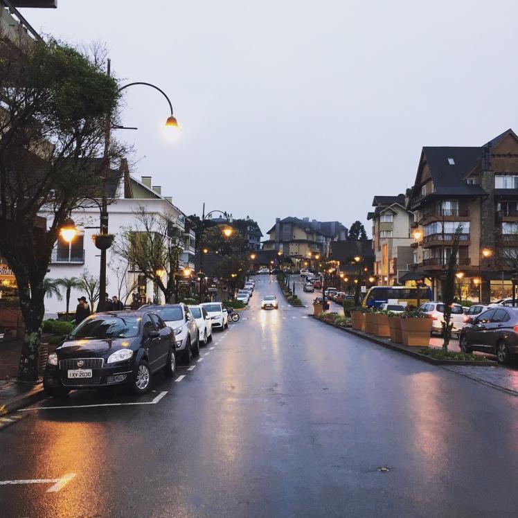 Avenida das Hortênsias - Gramado