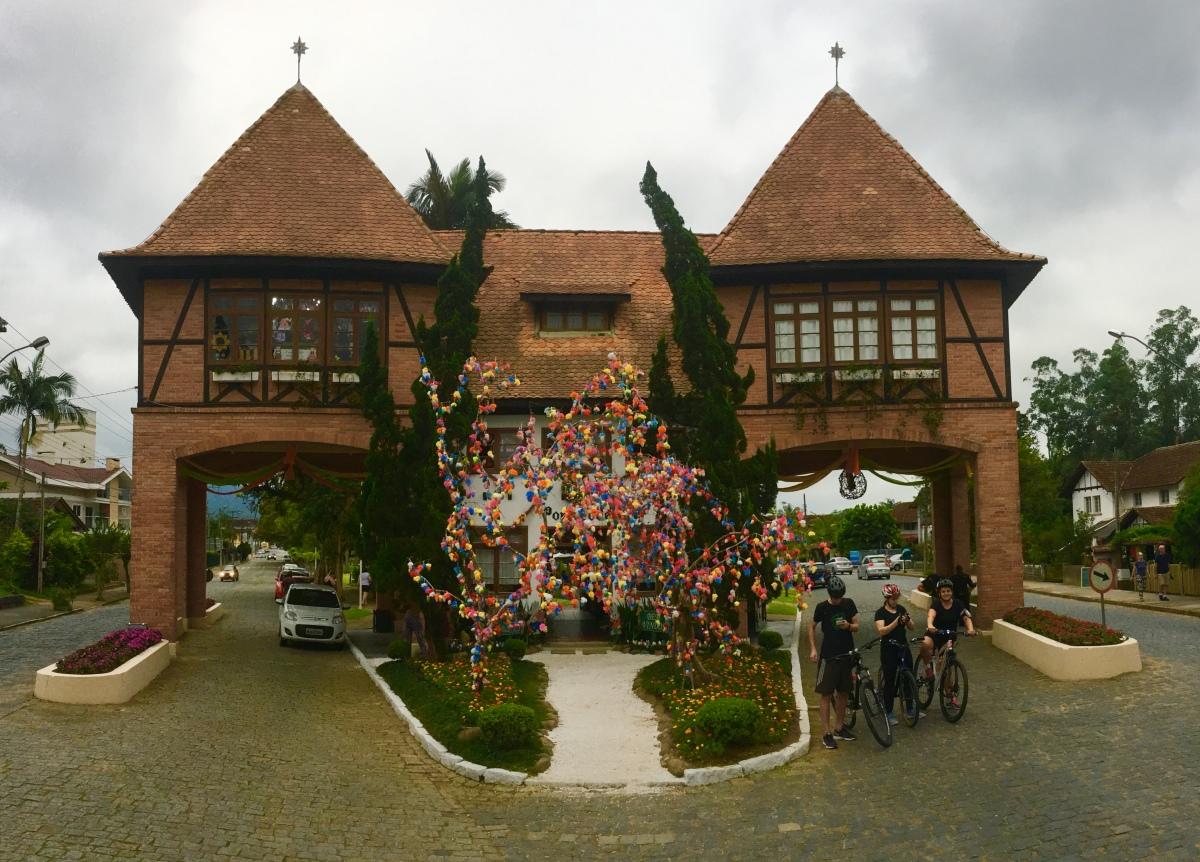 Pomerode – A cidade da Osterfest
