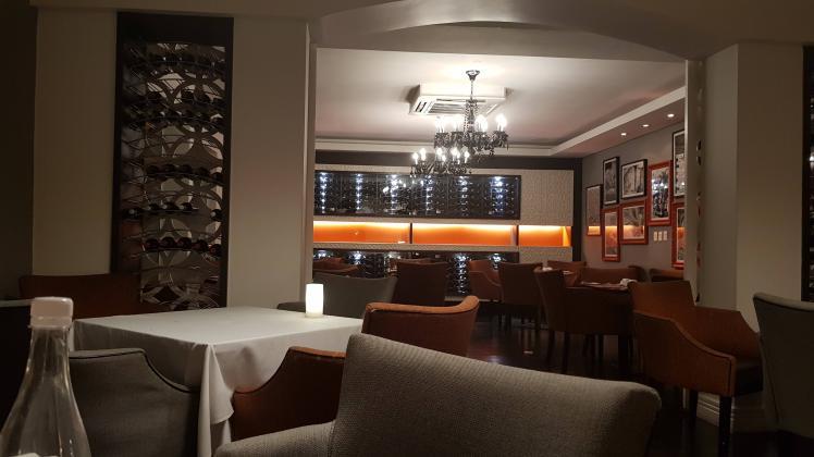 Restaurante italiano La Cantina