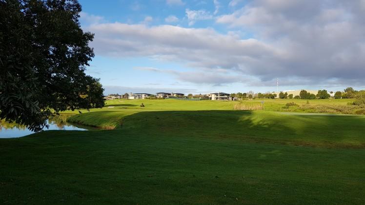 3 campos de golfe