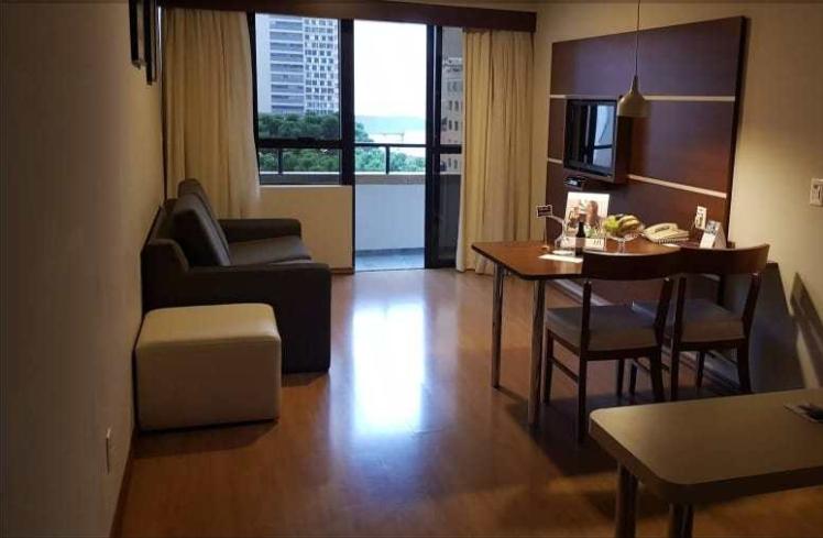 Ante-sala do apartamento